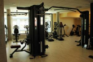 maquinas modernas gimnasio